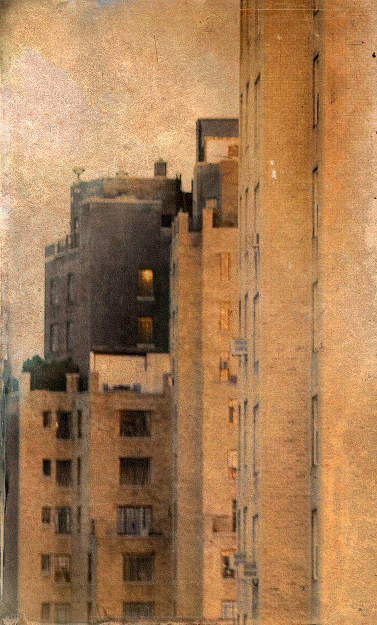 Marc Yankus Color Photograph - Where Stella Lives