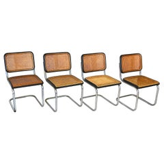 Marce Breur Midcentury Chairs Model Cesca by Thonet, 1970s