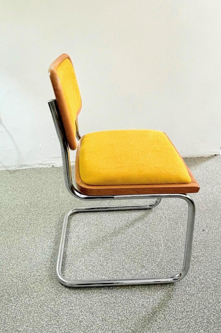 Bauhaus Marcel Breuer B 32 Cesca Chair Austrian edition by Bene, circa 1980 For Sale