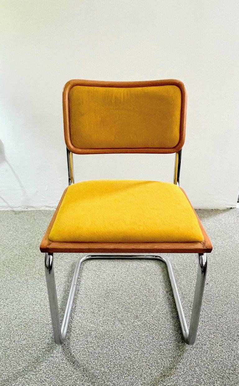Marcel Breuer B 32 Cesca Chair Austrian edition by Bene, circa 1980 In Good Condition For Sale In Debrecen-Pallag, HU