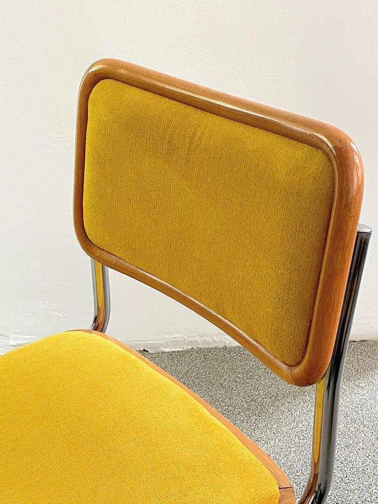 20th Century Marcel Breuer B 32 Cesca Chair Austrian edition by Bene, circa 1980 For Sale