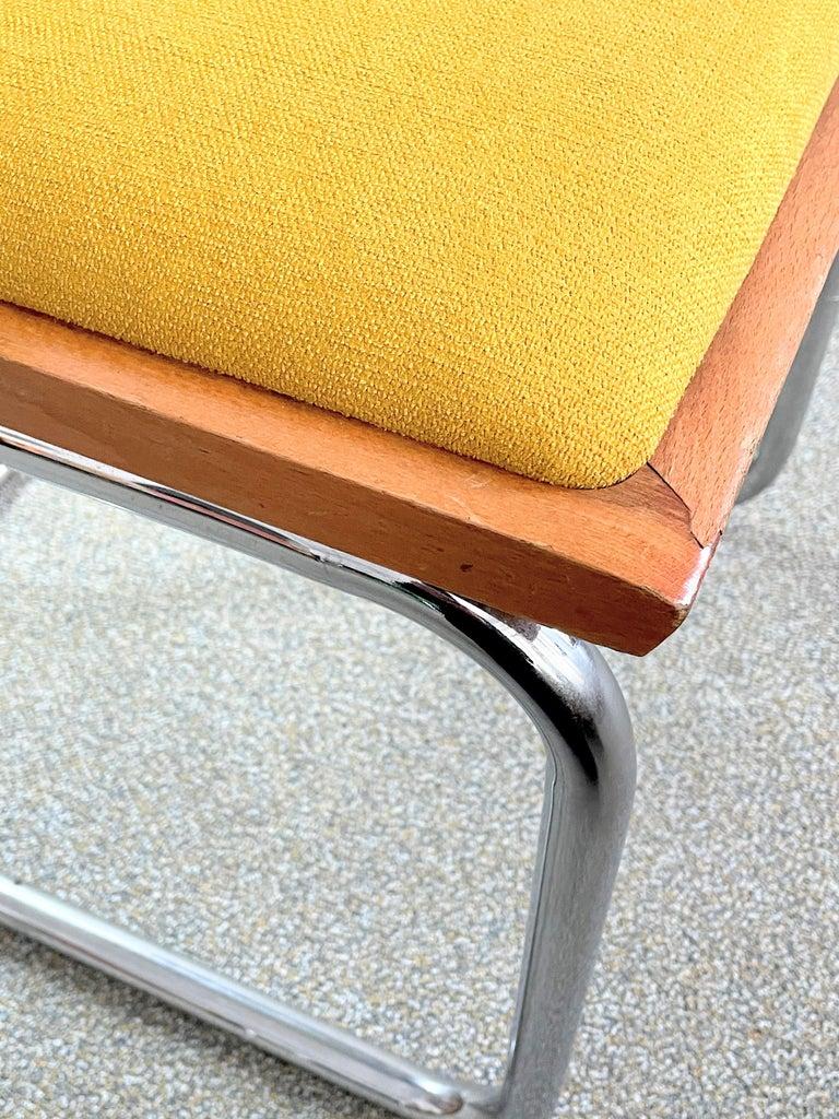 Marcel Breuer B 32 Cesca Chair Austrian edition by Bene, circa 1980 For Sale 1