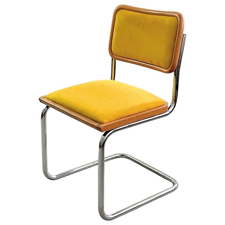 Marcel Breuer B 32 Cesca Chair Austrian edition by Bene, circa 1980 For Sale