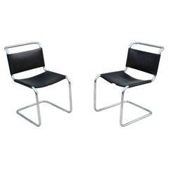 Marcel Breuer B33 Side Chairs