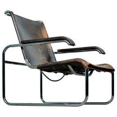 Marcel Breuer B35 Lounge Chair for Thonet, 1930s