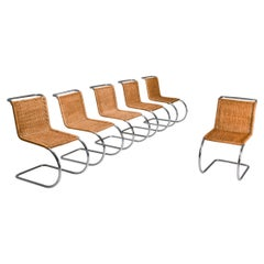 Marcel Breuer Bauhaus Dining Chairs for Thonet