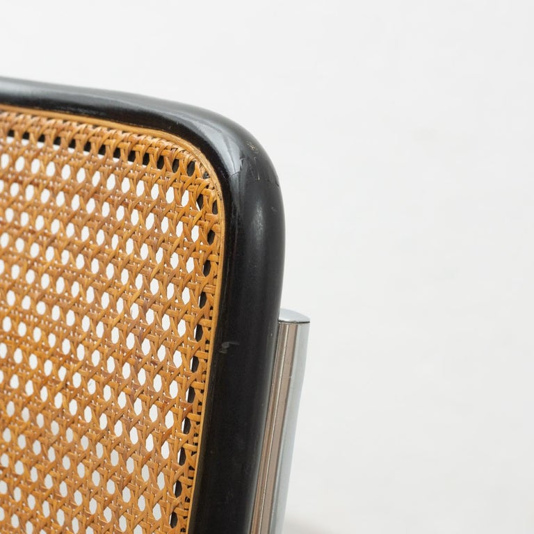 Marcel Breuer Cantilever Chair, circa 1960 For Sale 4