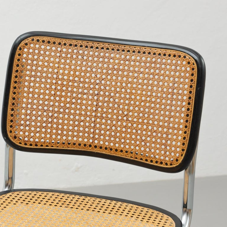 Marcel Breuer Cantilever Chair, circa 1960 For Sale 11