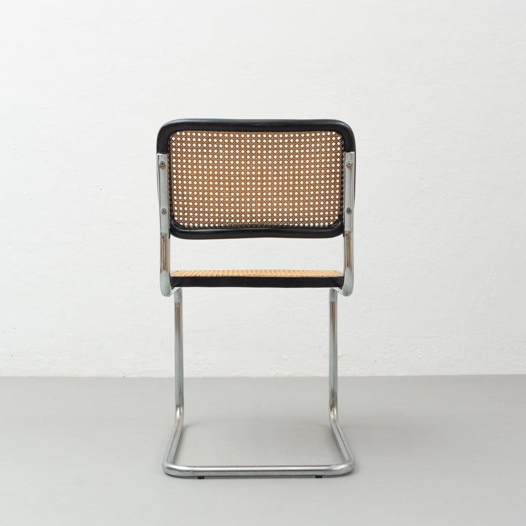 Marcel Breuer Cantilever Chair, circa 1960 In Good Condition For Sale In Barcelona, Barcelona
