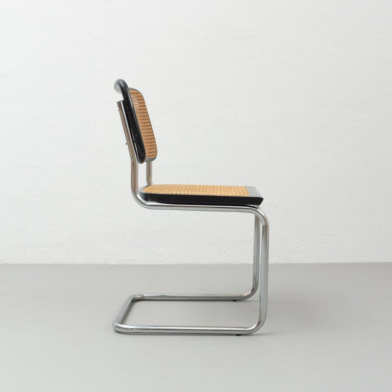 Mid-20th Century Marcel Breuer Cantilever Chair, circa 1960 For Sale