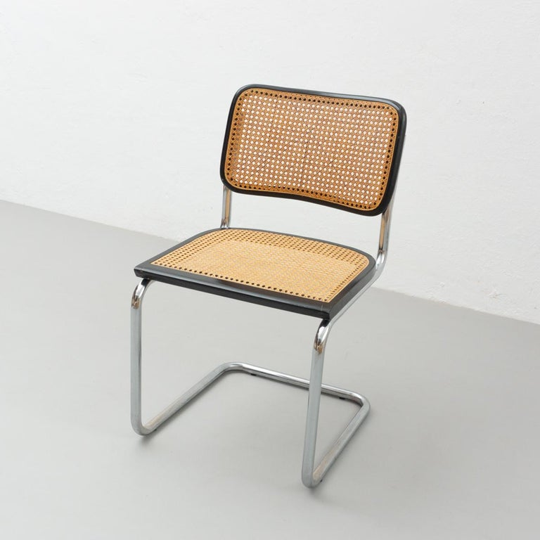 Marcel Breuer Cantilever Chair, circa 1960 For Sale 1