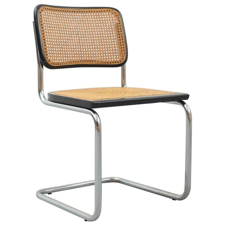 Marcel Breuer Cantilever Chair, circa 1960 For Sale