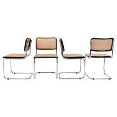 Marcel Breuer Cesca B32 Chairs
