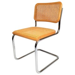 Marcel Breuer Cesca B32 Thonet GMF Authentic Early Production Side Chair