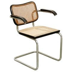Marcel Breuer Cesca Chair for Gavina, circa 1980