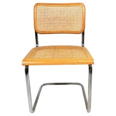 Marcel Breuer Cesca Side Chair, 1970s