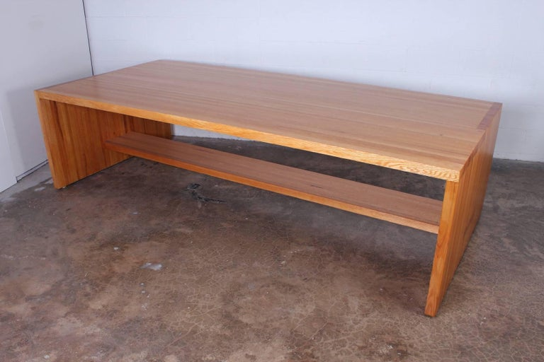 Marcel Breuer Dining or Conference Table for API, 1979 In Excellent Condition In Dallas, TX