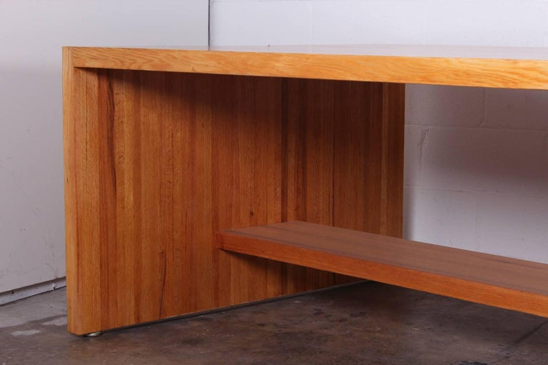 Late 20th Century Marcel Breuer Dining or Conference Table for API, 1979