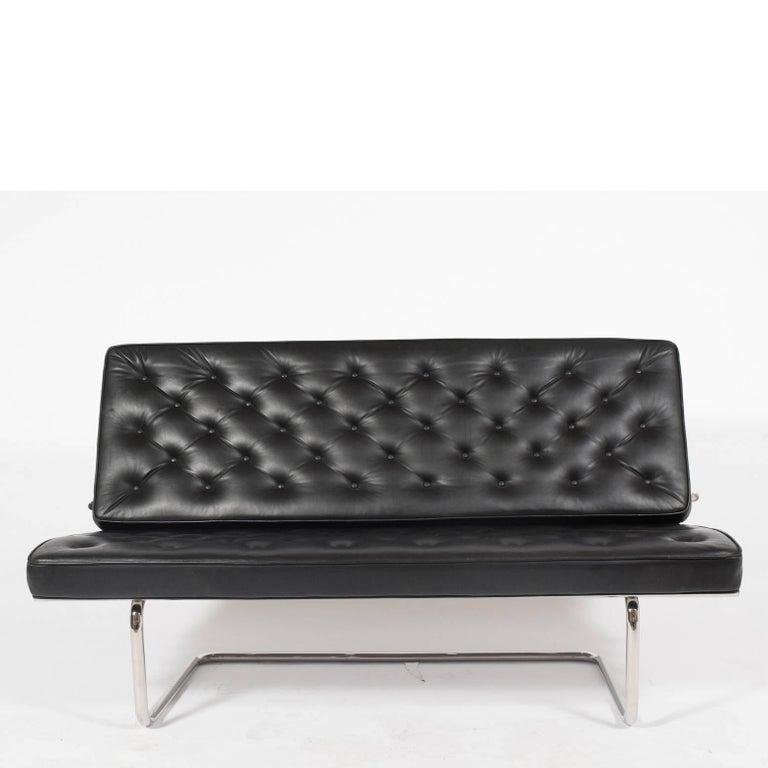 Bauhaus Marcel Breuer F40 Cantilever Settee For Sale