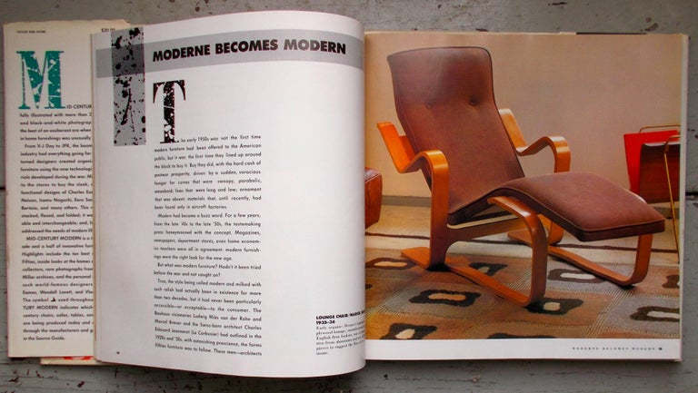 Mid-20th Century Marcel Breuer Isokon Bentwood Upholstered Long Chair, 1935-1936 For Sale