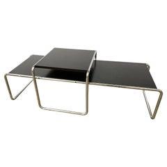 Marcel Breuer Laccio Tables for Knoll