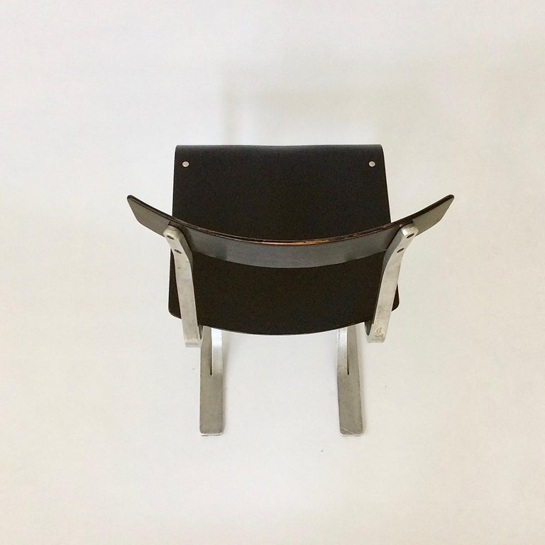 Marcel Breuer Rare Aluminium Chair, circa 1932 10