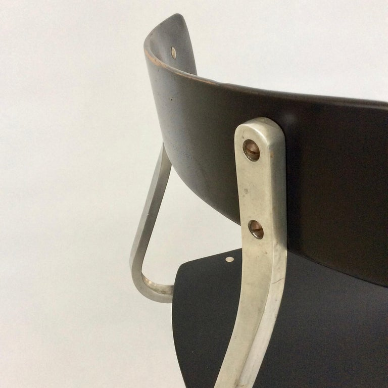 Marcel Breuer Rare Aluminium Chair, circa 1932 15