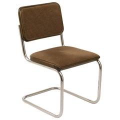 Marcel Breuer Upholstered Thonet Cesca Chairs