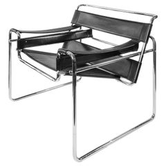 Marcel Breuer Wassily Style Armchair