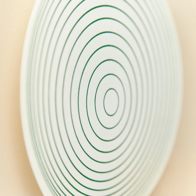 French Marcel Duchamp Cage Rotorelief Konig Series 133, 1987