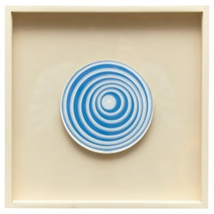 Marcel Duchamp Cerceaux Rotorelief Konig Series 133, 1987