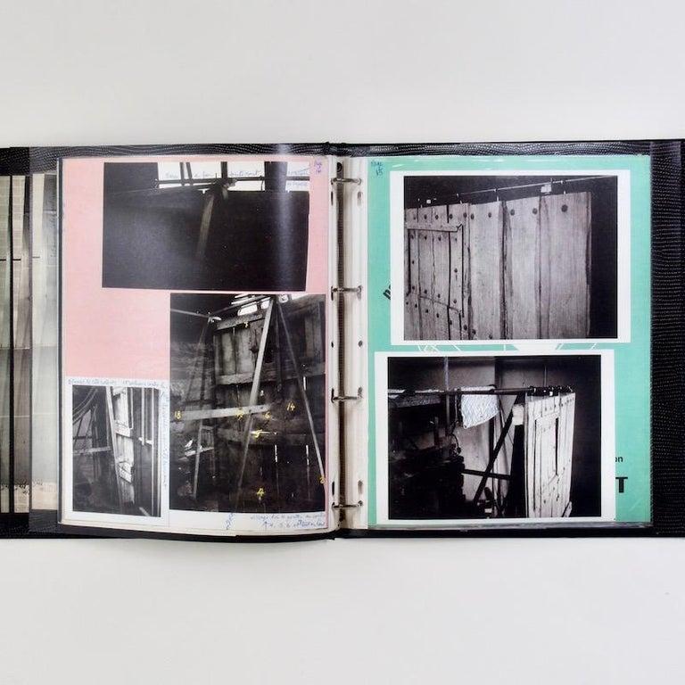Modern Marcel Duchamp Etant Donnes, Manual of Instructions, Revised Edition 2009 For Sale