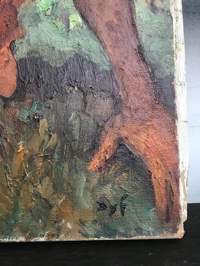 Marcel Dyf (Dreyfuss) Le Gitan, the Gypsy, 1899-1985 For Sale 4