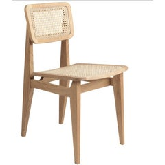 Marcel Gascoin C-Chair Dining Chair in Oak