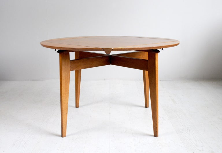 Marcel Gascoin, Convertible Table
