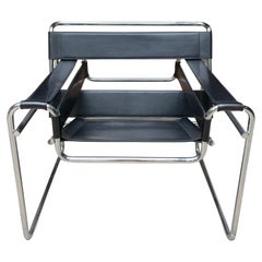 Marcel Lajos Breuer, Wassily Lounge Chair, Circa 1975