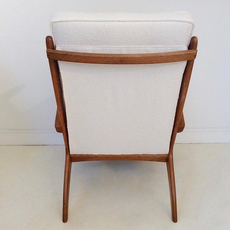Marcel Louis Baugniet zugeschrieben paar Sessel, um 1950, Belgien 11