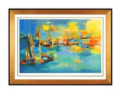 Lithograph Paintings