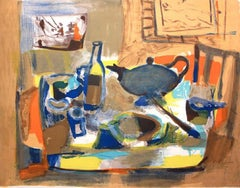 """""""Teapot"""" Signed, Limited Edition Lithograph 53/120"""