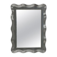 Marcel Silver Mirror by Spini Firenze