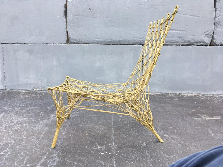 "Marcel Wanders ""Knotted"" Chair 7"