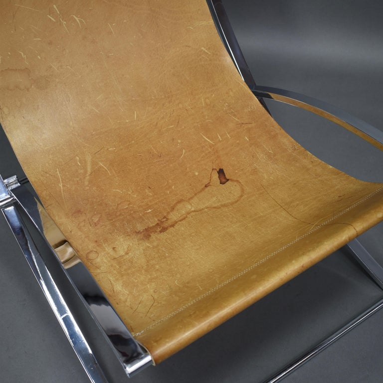Marcello Cuneo 'Louisa' Lounge Chair, Italy, circa 1970 For Sale 3