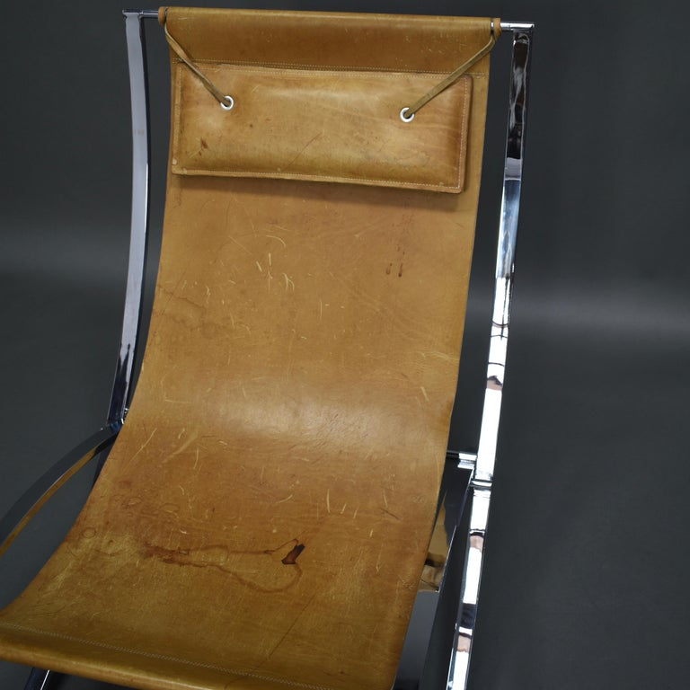 Marcello Cuneo 'Louisa' Lounge Chair, Italy, circa 1970 For Sale 4