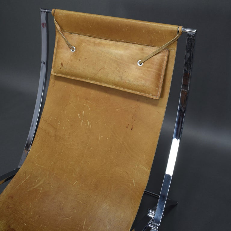 Marcello Cuneo 'Louisa' Lounge Chair, Italy, circa 1970 For Sale 6