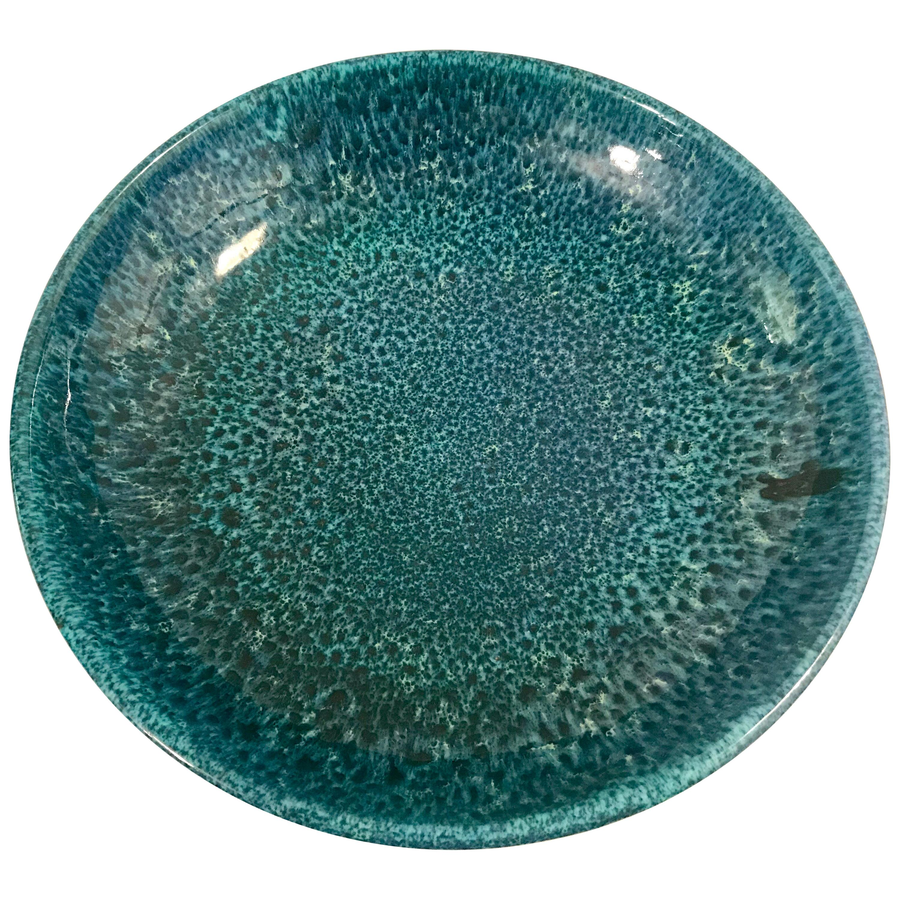 Marcello Fantoni Art Pottery Bowl, Italy, 1960s