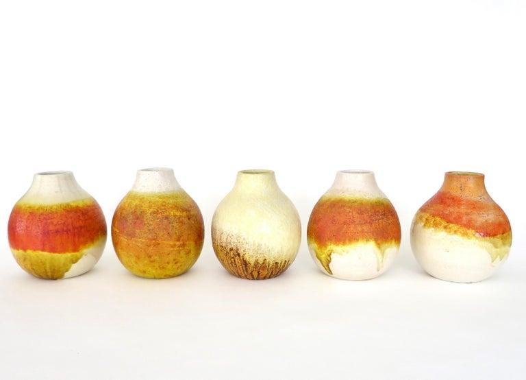 Marcello Fantoni Ceramic Vessel or Vase For Sale 7