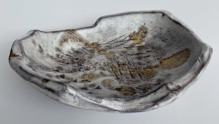 Marcello Fantoni Large Abstract Ceramic Bowl 2