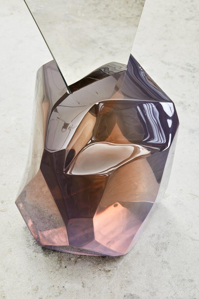 Modern Marcello Mirror L by Cobra Studio For Sale