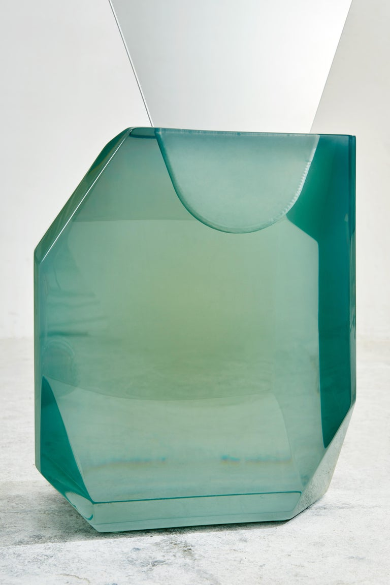 Marcello Mirror L by Cobra Studio In New Condition For Sale In Geneve, CH