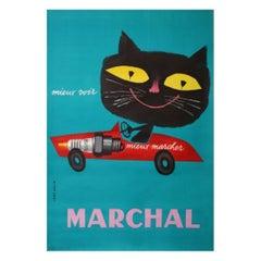 Marchal Jean Colin Original Vintage Poster